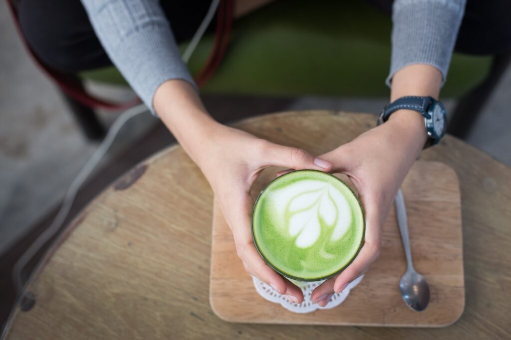 matcha Latte La boutique